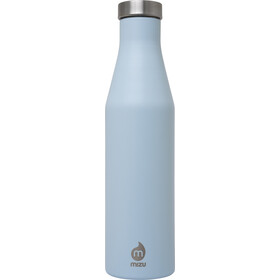 MIZU S6 Drikkeflaske with Stainless Steel Cap 600ml, enduro ice blue